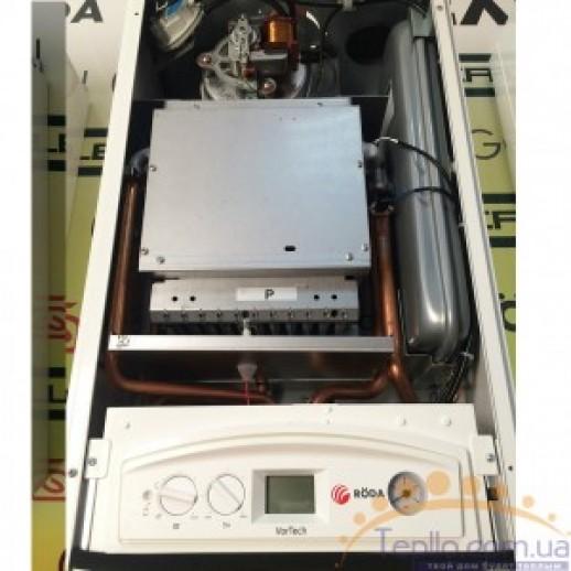 Газовый котел RÖDA VorTech One 24 кВт Италия Тернополь