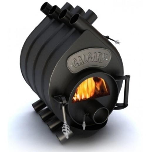 Канадская печь Calgary булерьян 6 кВт Тернополь