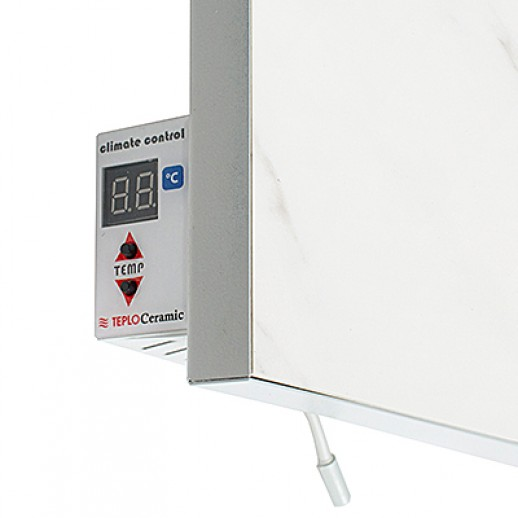 Керамический обогреватель с терморегулятором TCM-RA1000 800179 Тернополь