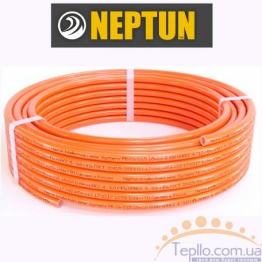 Труба для теплого пола PE-Xa EVOH Neptun (200 м) Тернополь