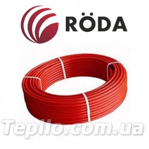 Труба водяного теплого пола RODA Pex-a EVO-H 16x2,0 Тернополь